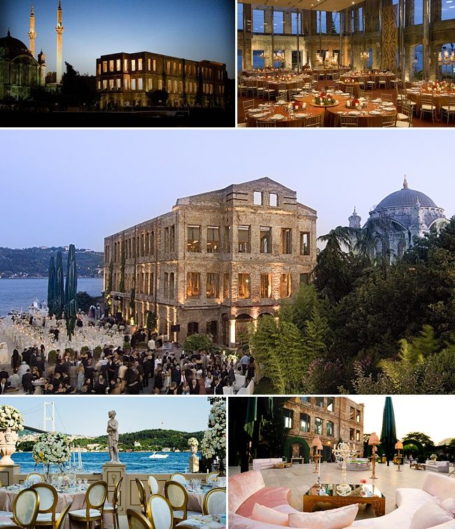 Wedding Venues In Istanbul Spotlight