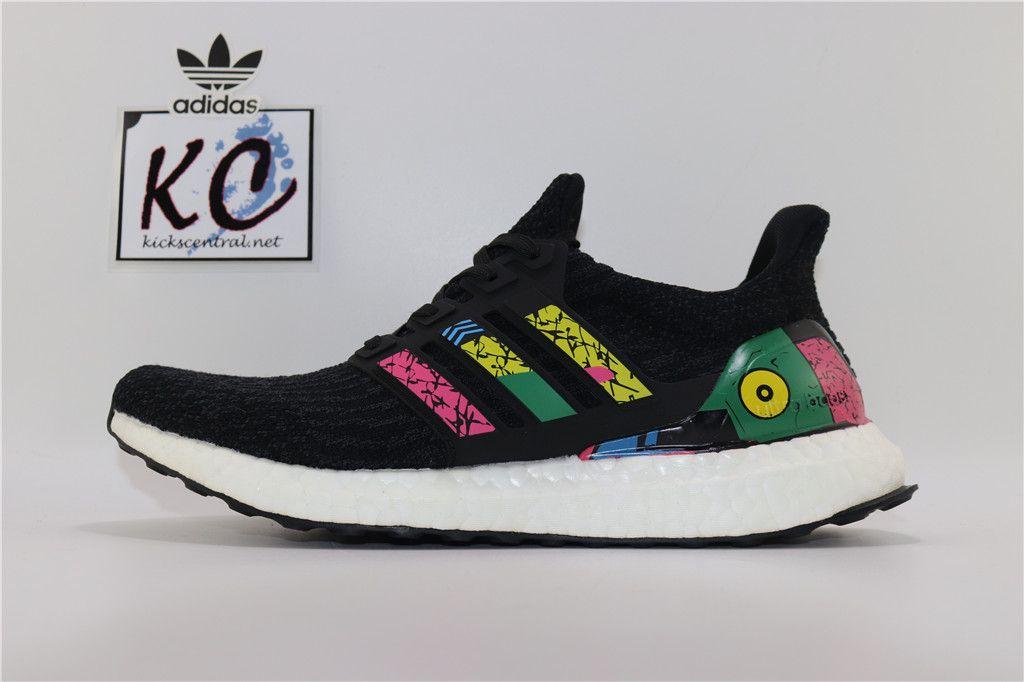 KAWS X Adidas Ultra Boost 3.0 Black