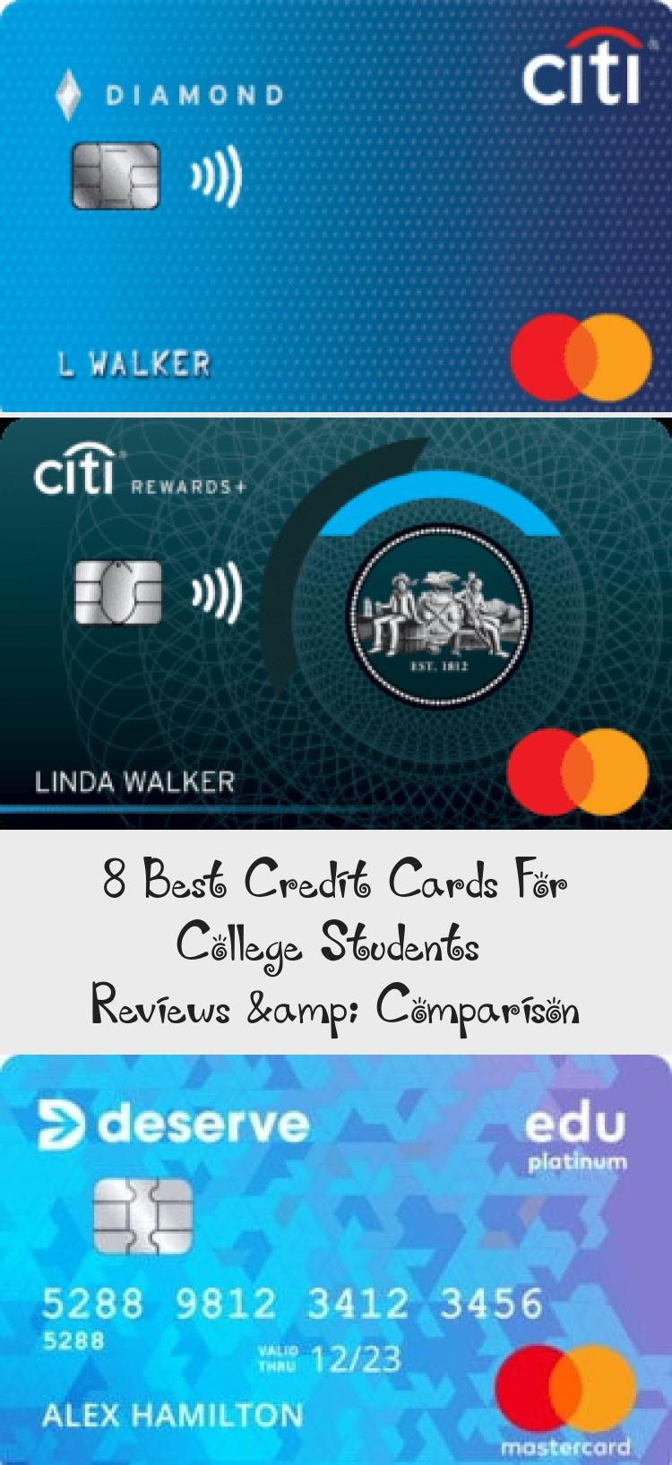 8 best credit cards for college students reviews