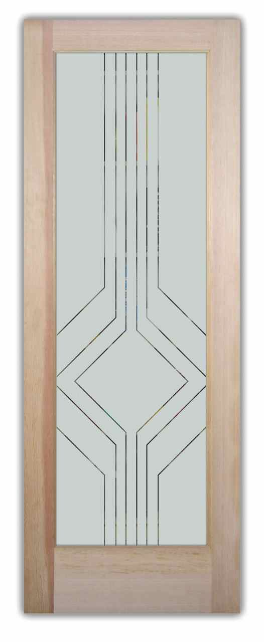 Frosted Glass Pantry Doors Contemporary Designs By With Images Door Glass Design Etched Glass Door Art Deco Glass