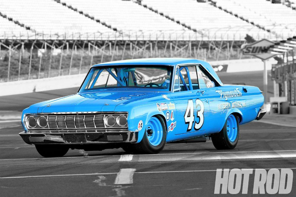 "radracerblog: "" 1964 Plymouth Belvedere "" 