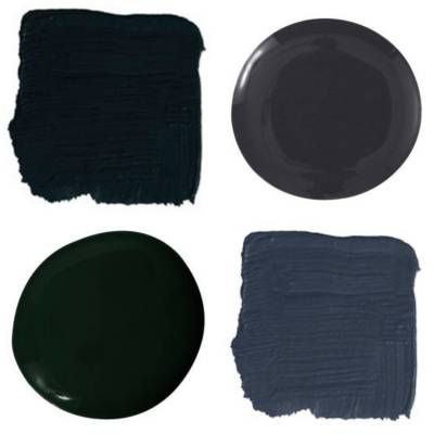 Benjamin Moore Black Satin 2131 10 S Ultra Spec 500 In Impervo Forest Green Farrow B