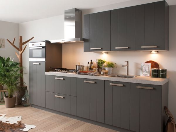 Keukens Lowik Wonen Slapen Keuken Keuken Grijs Keuken Idee