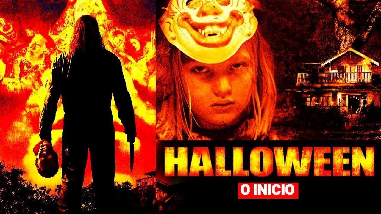 Filme Halloween O Inicio Filme Halloween Filmes Michael Myers