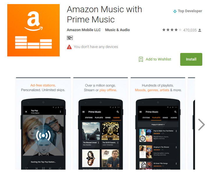 10 Best Music Streaming Apps And Free Mp3 Downloads For Android Music Streaming Streaming Google Play Music