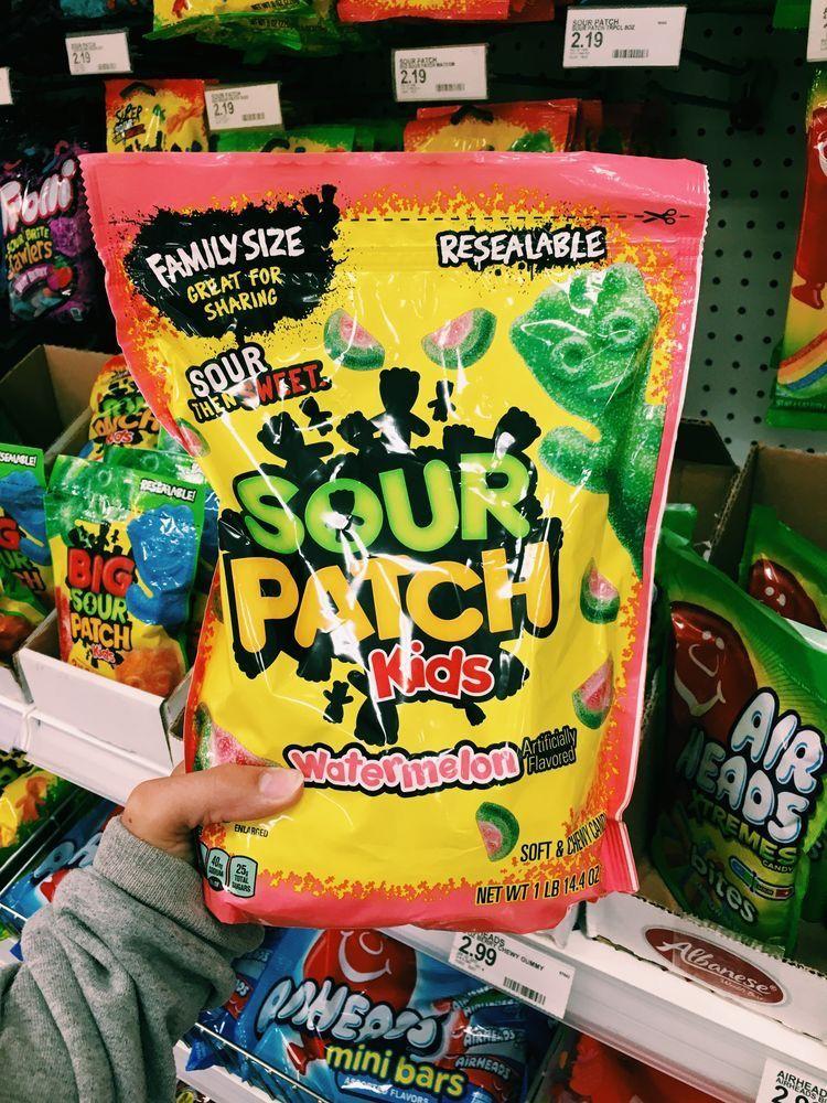 Phoebejessica Sour Patch Kids Sour Patch Watermelon Sour Candy