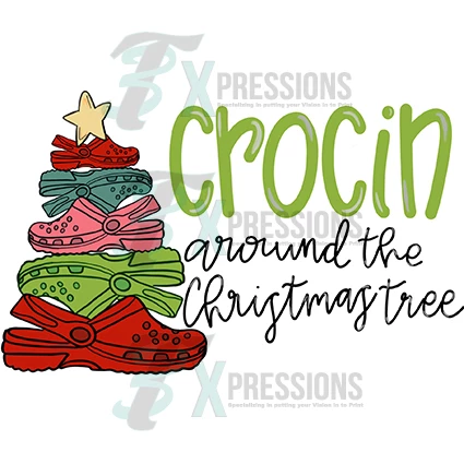 Crocin Around the Christmas Tree (With images) Vinyl