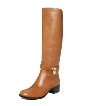 e9a090f87 Michael Kors Women's Hamilton #Riding #Boots @Macy's Official $265.00