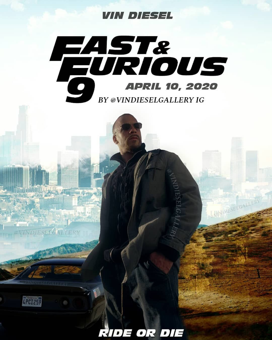 4 025 Likes 56 Comments Vin Diesel Gallery Vindieselgallery On Instagram It S A Fastandfurious9 Edi Movie Fast And Furious Fast And Furious Vin Diesel