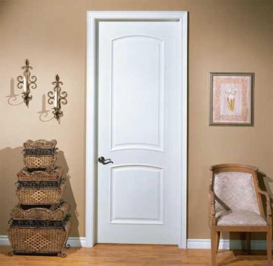 Beautiful Solid Core Maple Interior Doors