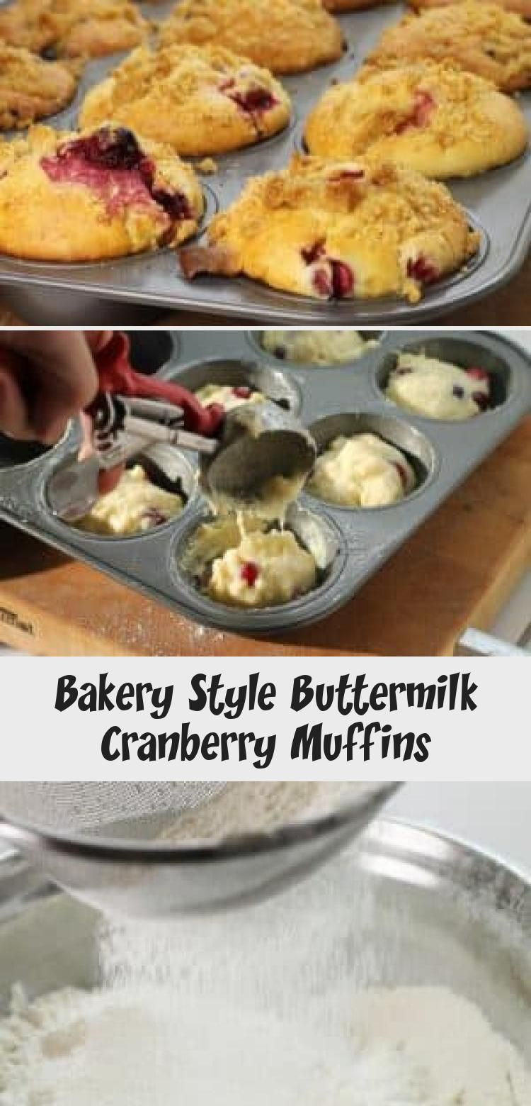 Bake These Delicious Bakery Style Cranberry Muffins At Home Fluffy Moist And Full Of Fres In 2020 Cranberry Muffins Cranberry Recipes Muffins Lemon Poppyseed Muffins