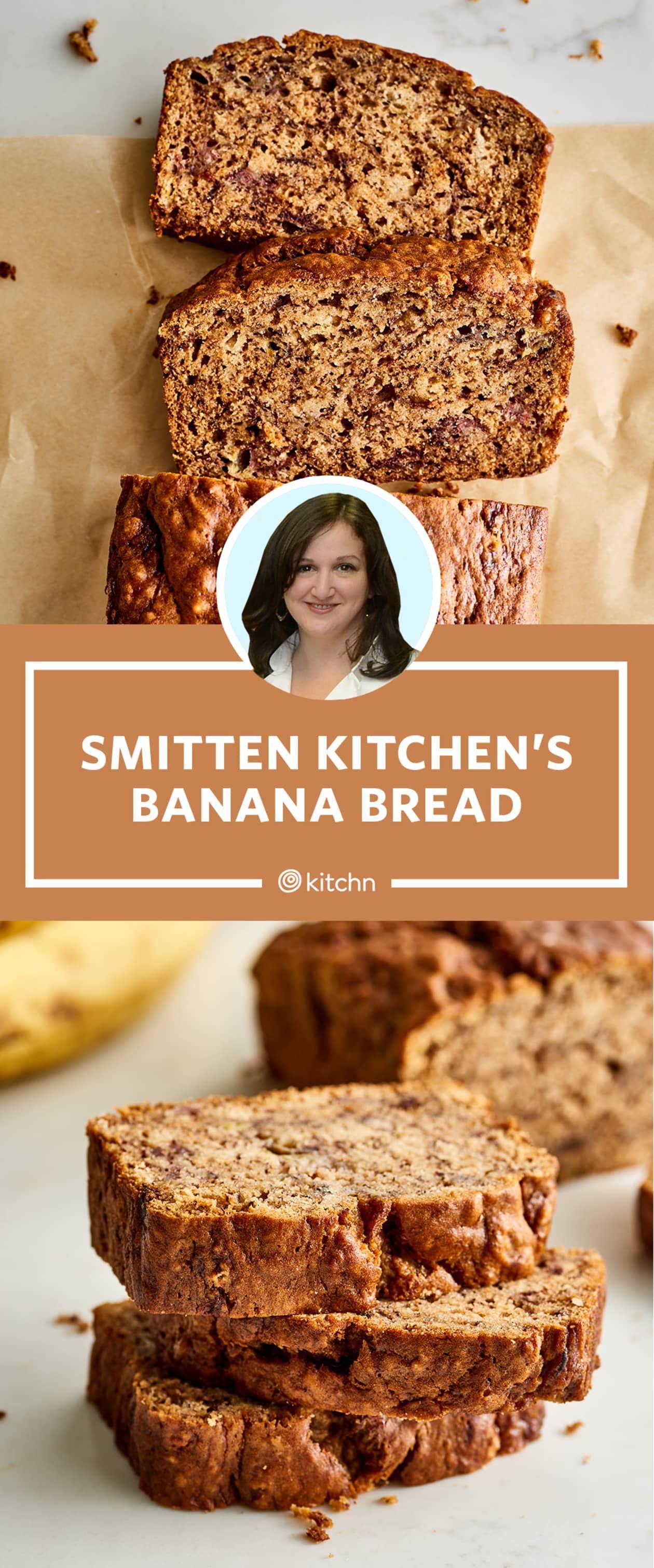 Why I Wasn T Smitten With Smitten Kitchen S Banana Bread Smitten Kitchen Banana Bread Smitten Kitchen Smitten Kitchen Recipes