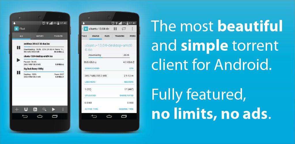 Flud (Ad free) v1.6.0 Full Unlocked APP Download Free Flud