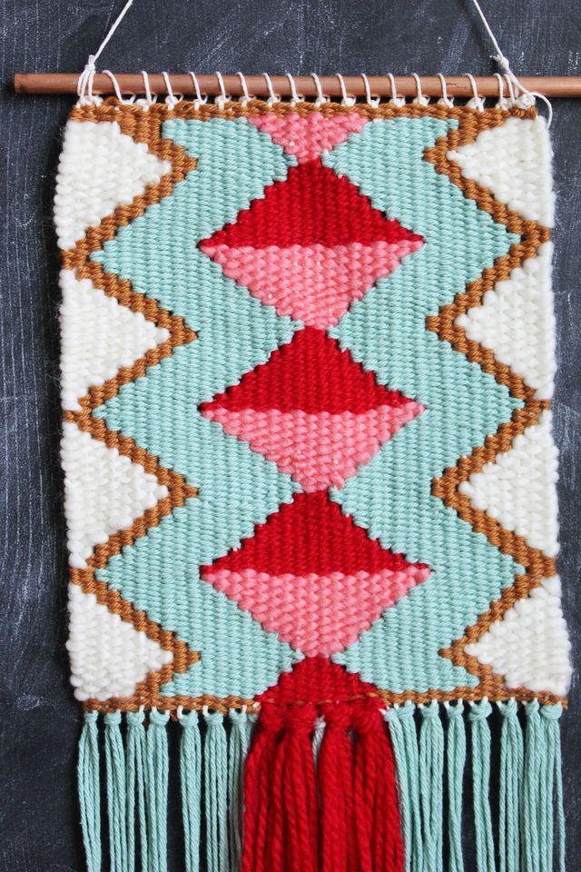 April Weavings
