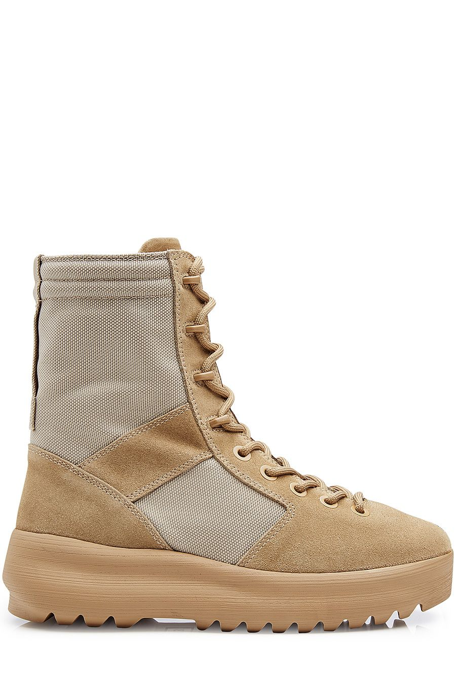 1d8ba2a1318 YEEZY Suede Boots With Mesh.  yeezy  shoes  shoes