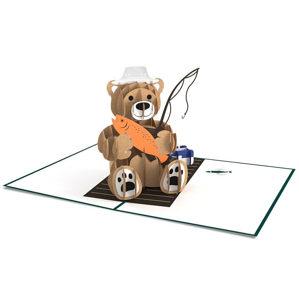 Fishing Bear | Products | Pinterest