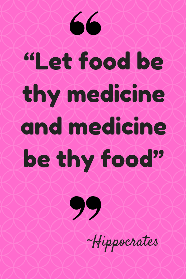 34 Best Healthy Eating Quotes For You and Your Kids