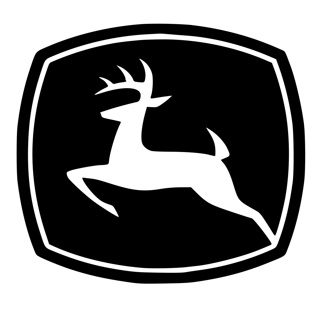 John Deer Svg File Download John Deer Silhouette Machine Silhouette Vinyl Silhouette Cameo Projects