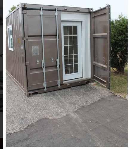Tiny House Container Amazon: Container, Casa Container, Prefabricada, Modulos