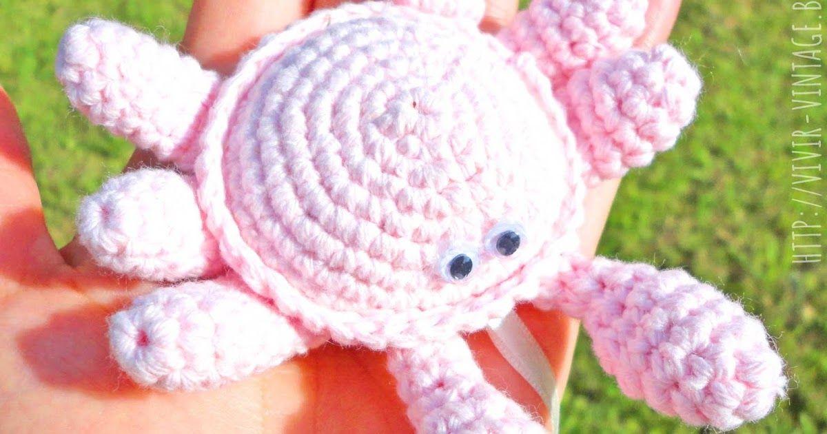 Clases gratis de amigurumi: Aprende a tejer en crochet un hermoso ...