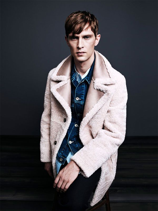 """4f7321ae0fc Zara Man Fall Winter 2017-2018 Campaign """"AS YOU ARE"""" Look-005 ..."""