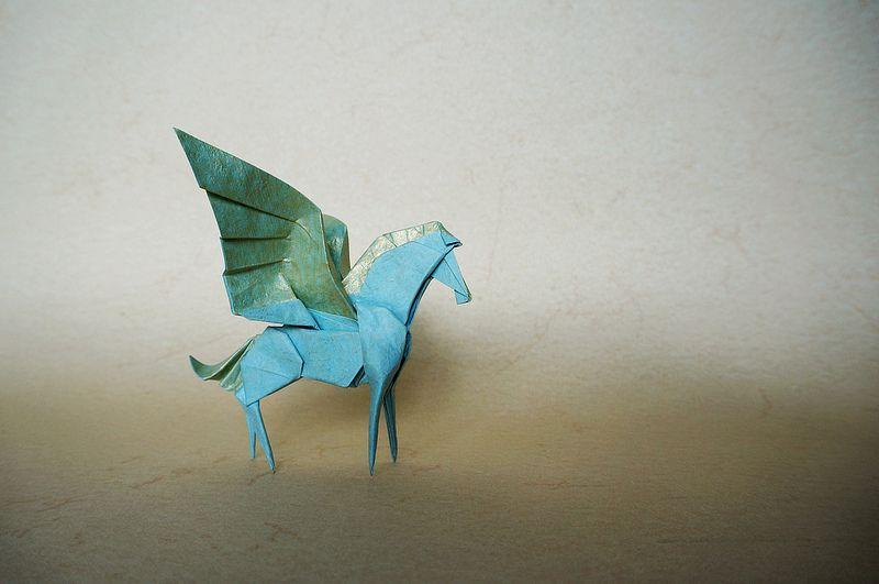 Takashi Hojyo. Pegasus