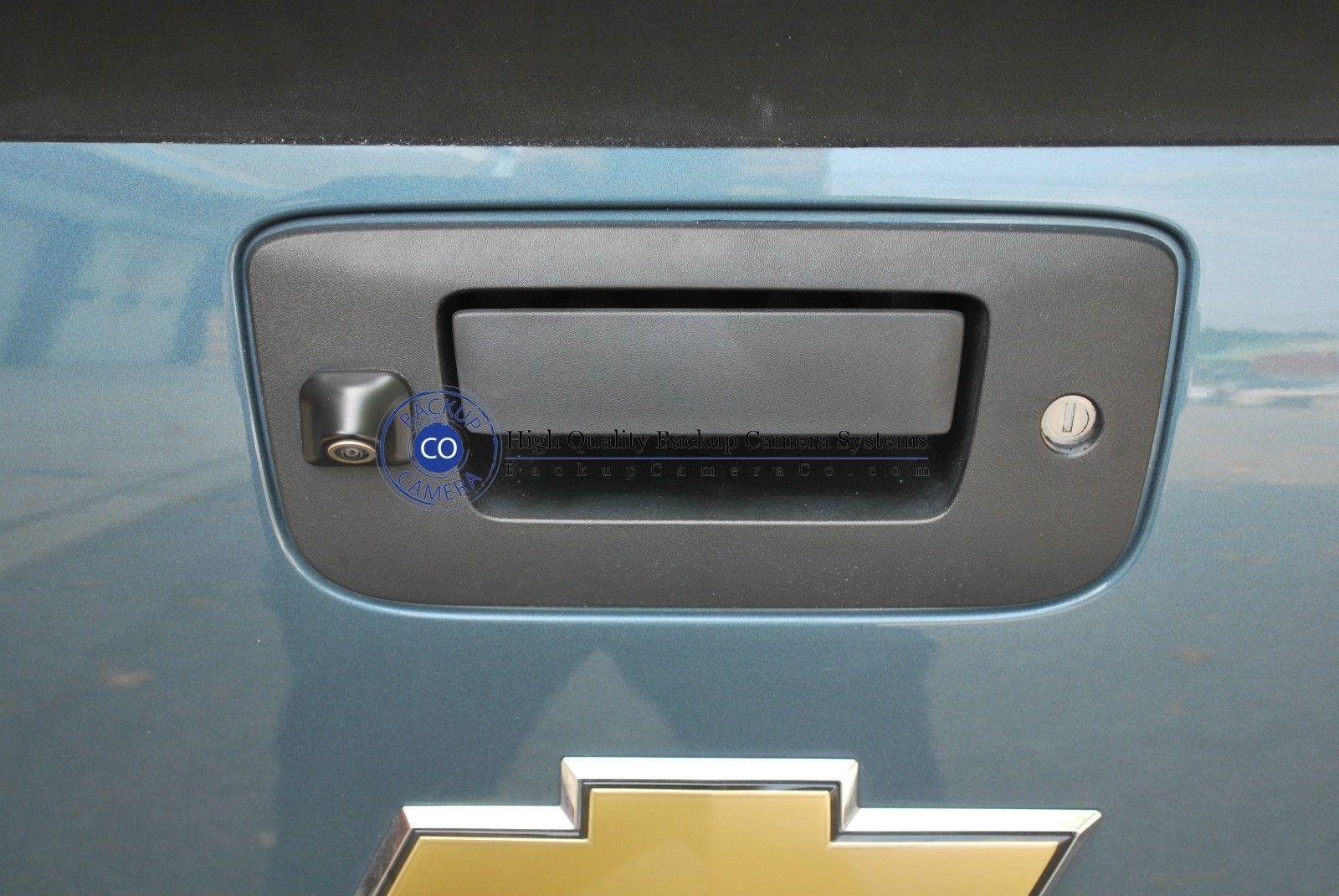 Tailgate Handle Backup Camera Kit For 2007 2014 Chevy Silverado Gmc Sierra Ebay 2014 Chevy Chevy Silverado Chevy