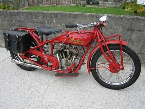 1929  Indian Scout 101