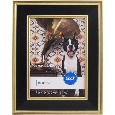 Home In 2019 Gold Picture Frames Picture Frames Black Gold Jewelry