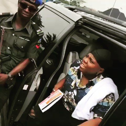 , tenientertainer denies her case with the Police  .Come witness her LIVE onstage afrikashrine on July 6th  From 7pm…Tickets will start selling soon …., My Pop Star Kda Blog, My Pop Star Kda Blog