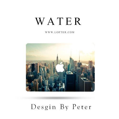 蘋果筆記本膜 macbook air超薄保護膜貼紙個性創意背膜全套彩膜