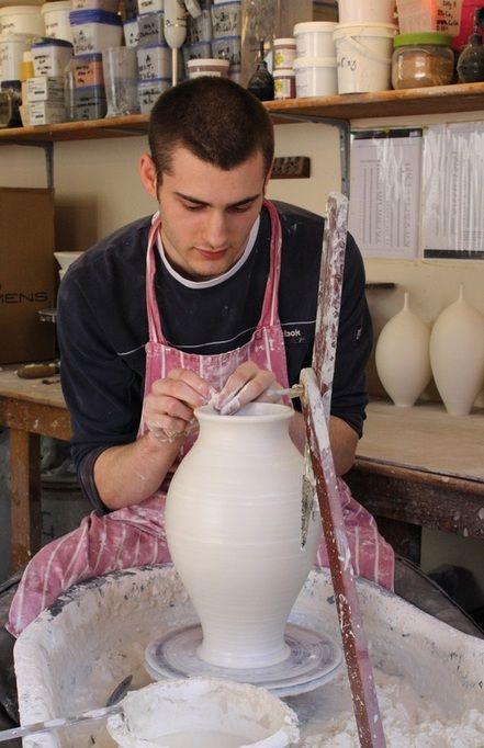 About Matt Horne Crystalline Ceramics   Matt Horne Pottery
