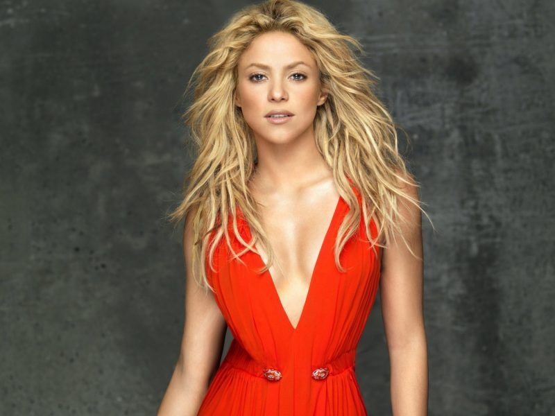 Shakira Hot Wallpapers Free