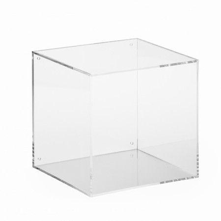 Akryl Box akryl kasse kvadratisk - klar | walk-in | pinterest | wall boxes