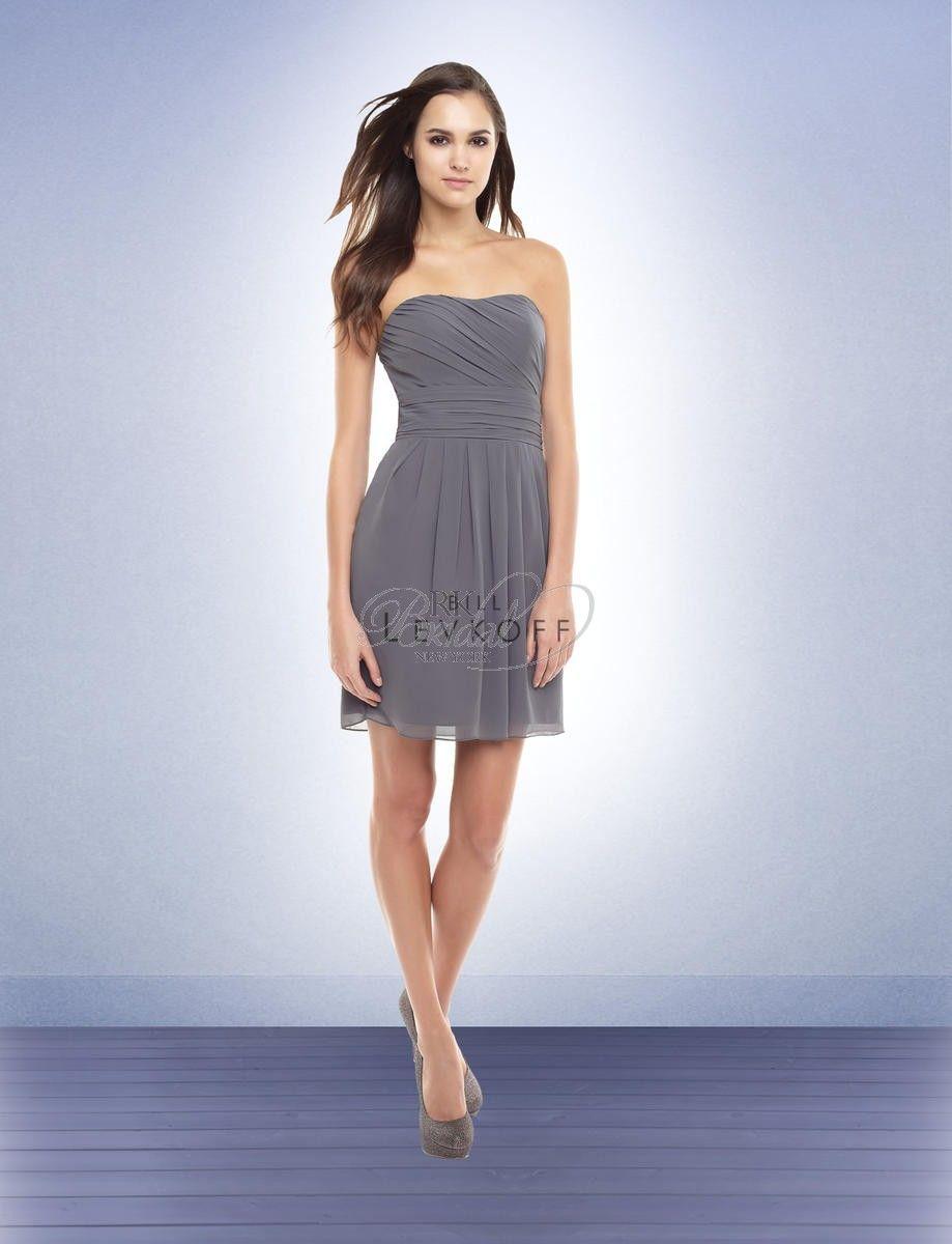 7da85b6bef4dc RK Bridal - Bill Levkoff - Style 156   RK Bridal Bridesmaids Dresses
