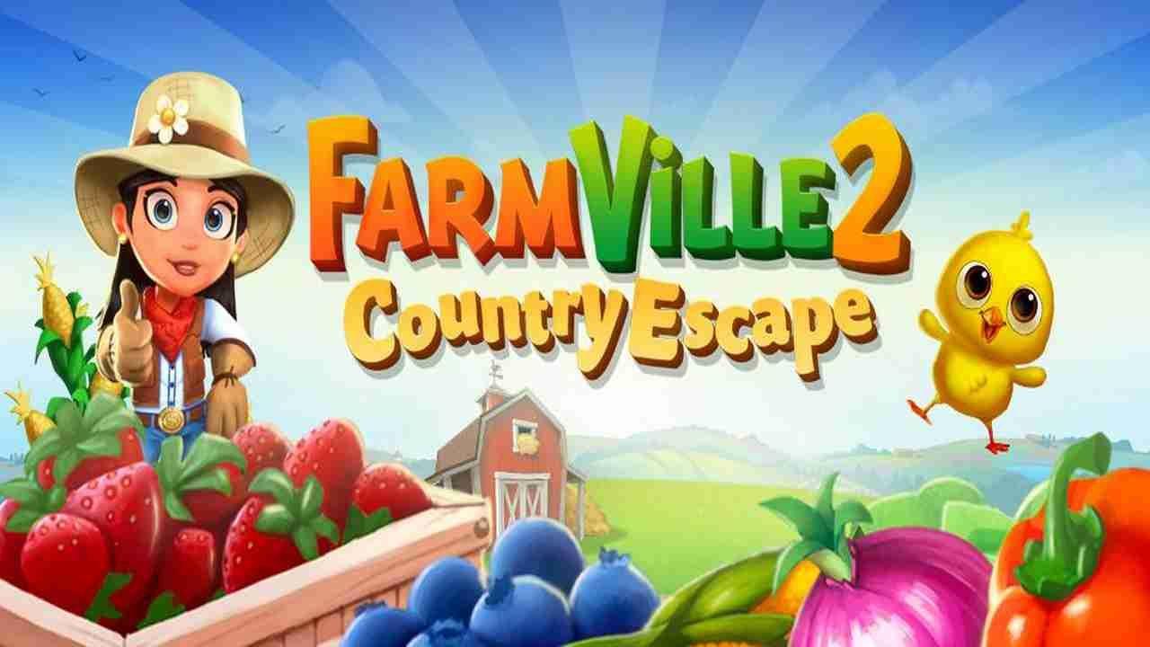 FarmVille 2 Country Escape Apk Farmville 2 country