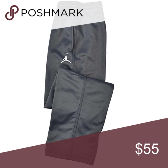 8253a70bc3e0 Jordan Big Boys  Therma-Fit Track Warm up Pants Enjoy winter training in  the Jordan Big Boys  Jumpman Therma-Fit Track Warm Up Pant.
