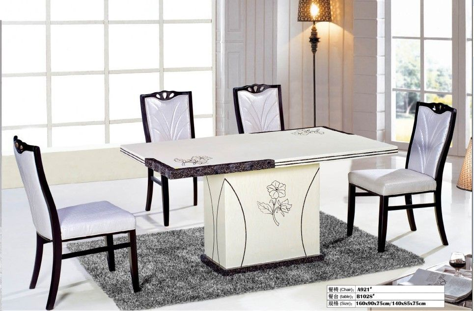 marble top dining table - Google Search | dining table | Pinterest ...