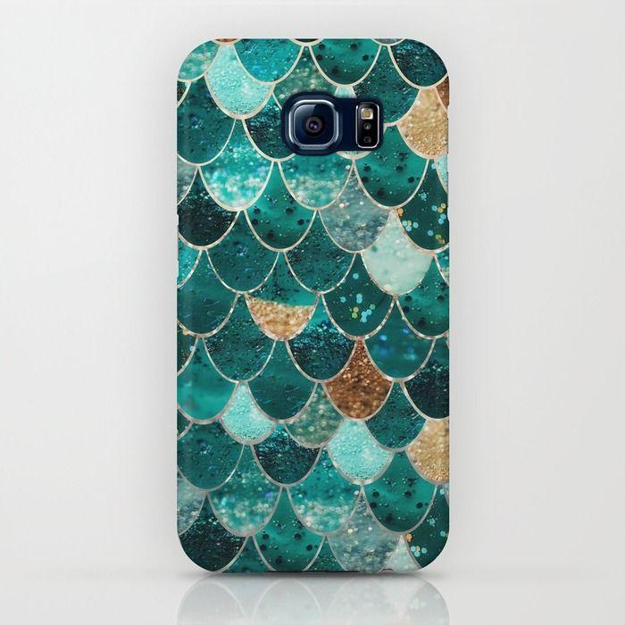 """REALLY MERMAID"" Galaxy, iPhone & iPod Cases by Monika Strigel on Society6"