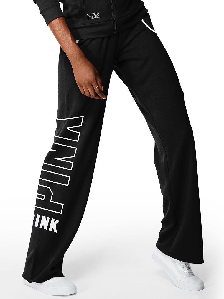ec6ccd43a05f7 Boyfriend Pant - PINK - Victoria's Secret | Pink | Cute sweatpants ...