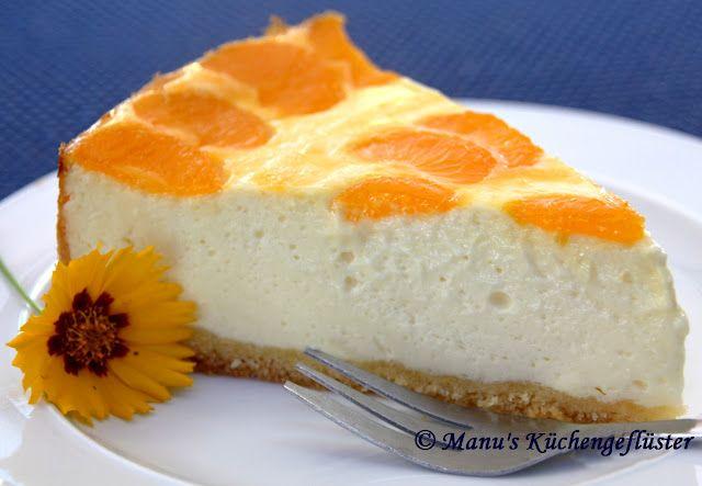 mandarinen schmand kuchen ohne backen