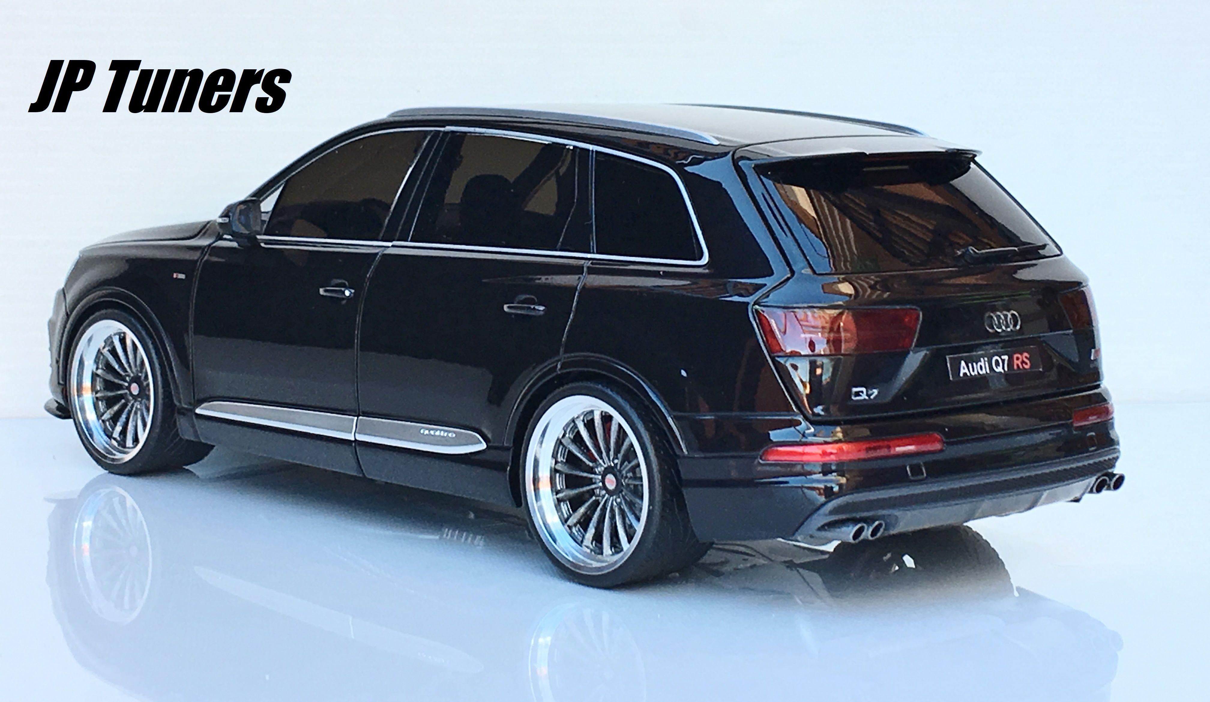 Kelebihan Audi Q7 Rs Spesifikasi