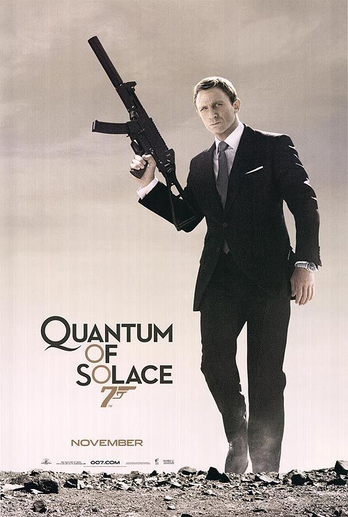 Quantum Of Solace 2008 Directed By Martin Campbell Cast