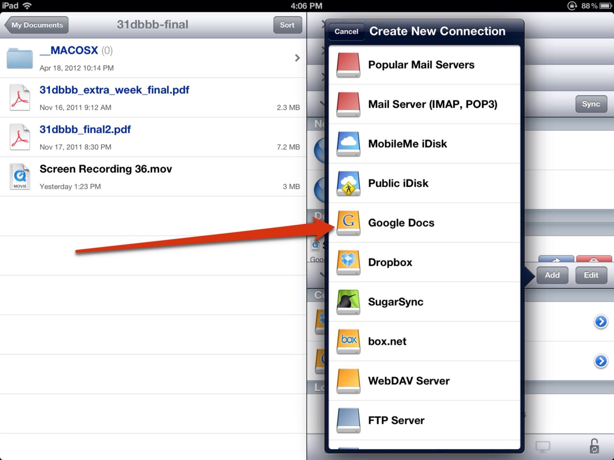 How to use google drive on the ipad edtech ipaded