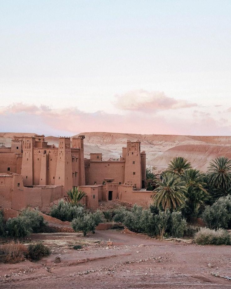 Photo of Aït Ben Haddou, Ouarzazate, Morocco – Photography by Carley …