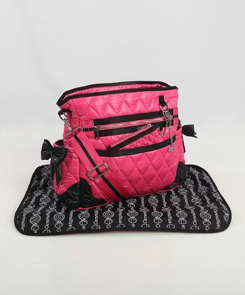 zulily Maternity Fashion Week  Designer Diaper Bags Collection ... 01efb9d4b7548