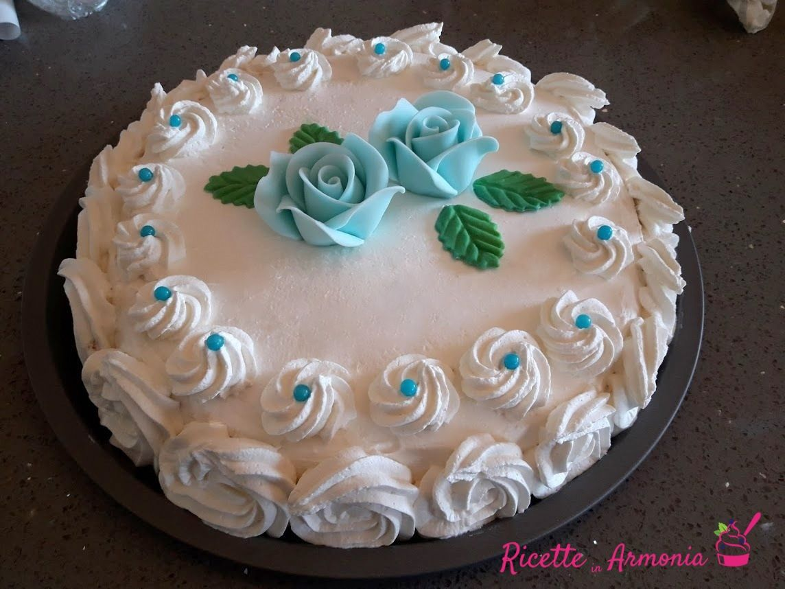 Torta chantilly alle nocciole – Ricette in Armonia