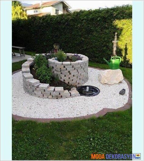 Kendin Yap Bahçe ve Veranda Dekorasyonları | Moda Dekorasyon | bahce ...