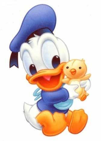 Donald Bebe Pesquisa Google Cartoni Disney Immagini Disegni Disney