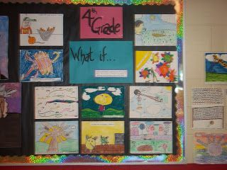 """Art Project for Kids based on Sarah Perry's """"If""""   Create a What If... drawing"""